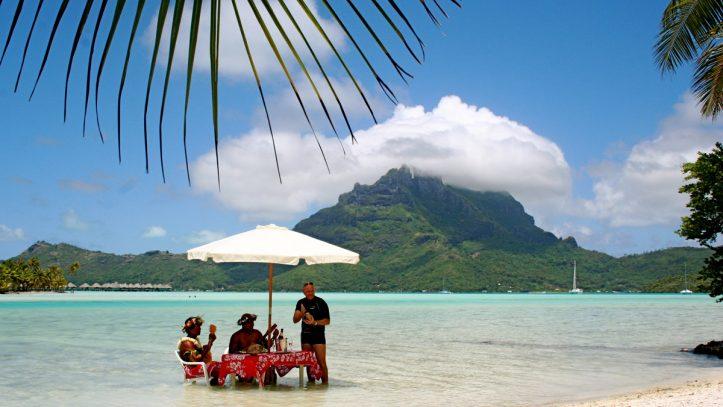 Bora Bora Adası