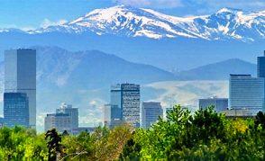 Denverdan Salt Lake Cityye