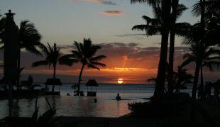 Egzotik Mauritius Adasında Balayı