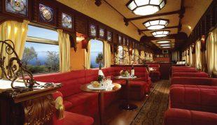 Trans Sibirya Tren Turu