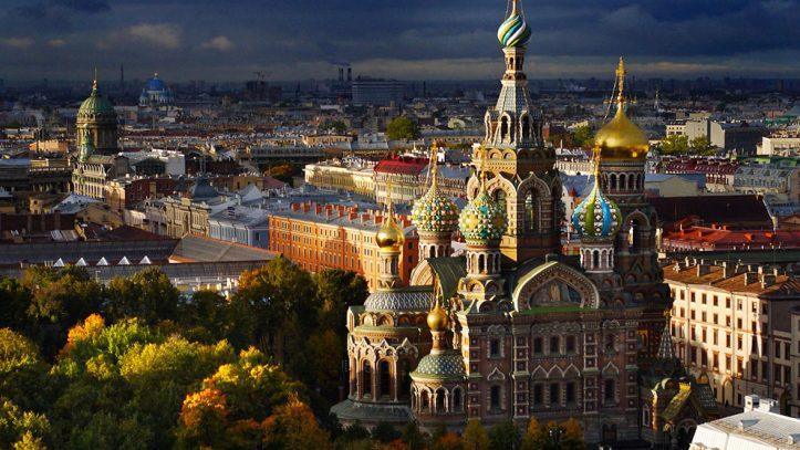 MSC Fantasia İle Baltık Başkentleri